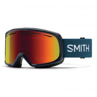 Gogle Smith DRIFT PETROL RED SOLX SP AF