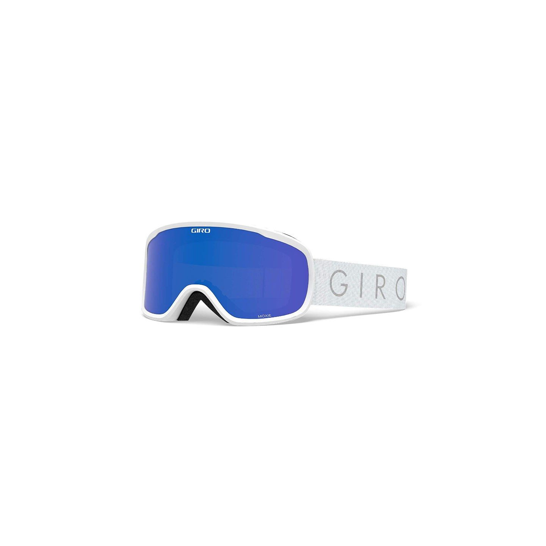 Gogle Giro Moxie White Core Light S2 + S0