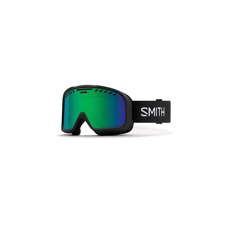 Gogle Smith PROJECT BLACK GRN SOLX SP AF