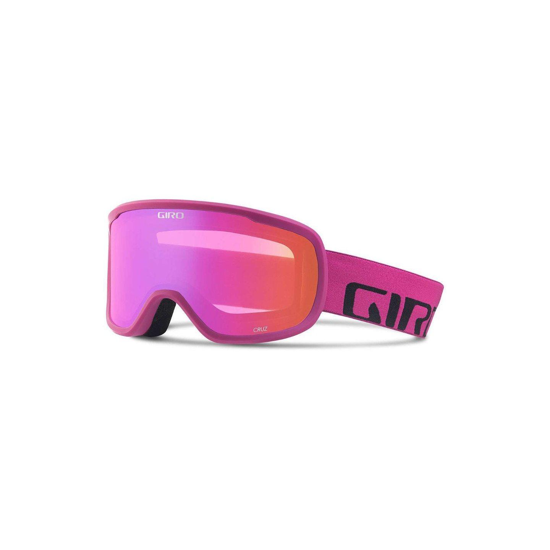 Gogle Giro Cruz Berry Wordmark S2  Pink