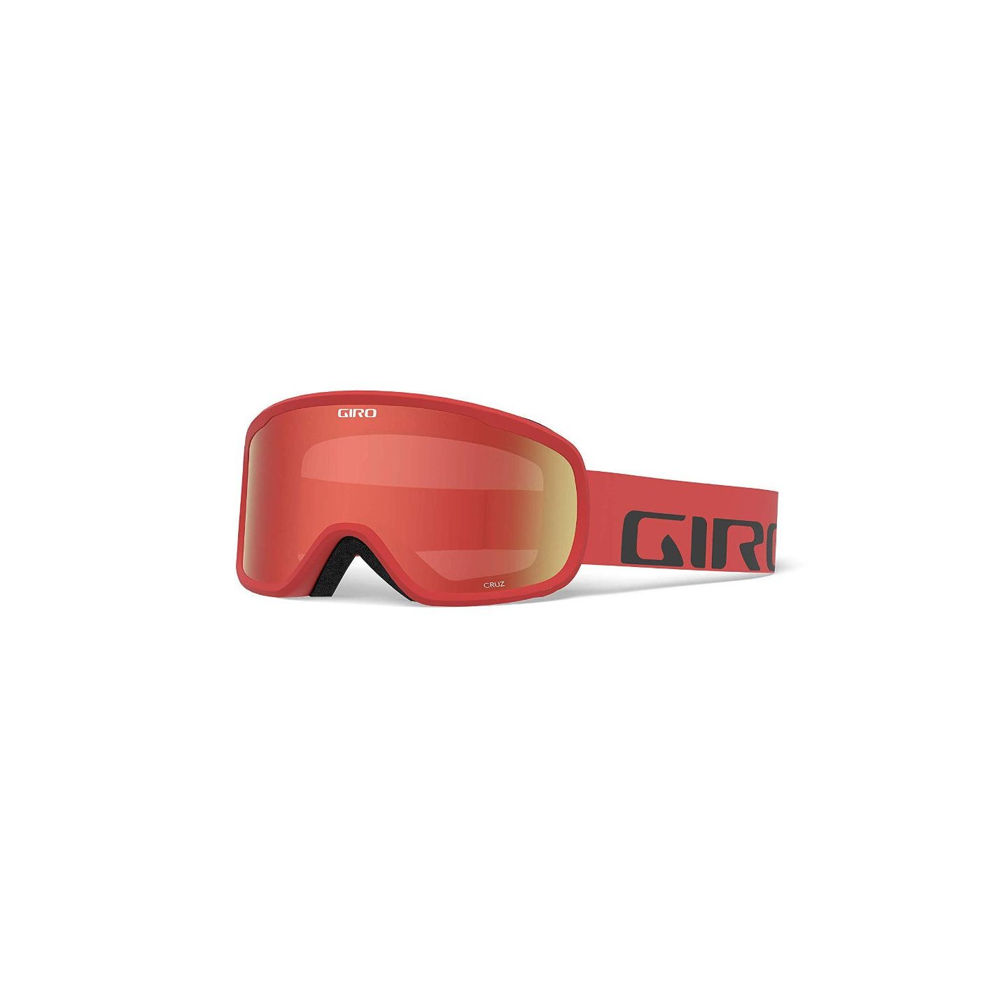 Gogle Giro Cruz Red Wordmark S2