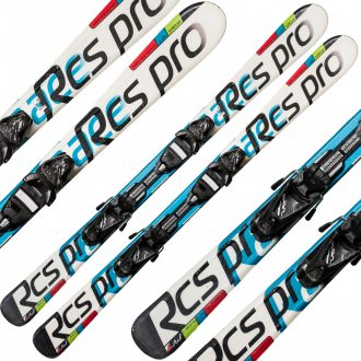 Narty Stuf Rcs Pro Race wiązanie Tyrolia 120 cm