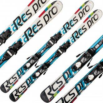 Narty Stuf Rcs Pro Race wiązanie Tyrolia 130 cm