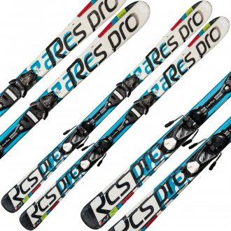 Narty Stuf Rcs Pro Race wiązanie Tyrolia 140 cm