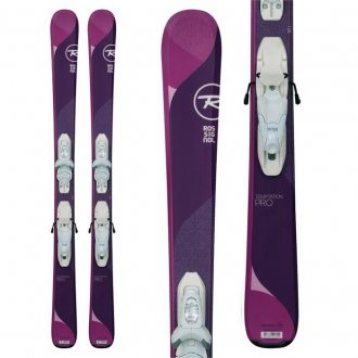 Narty Rossignol Temptation Pro Kid-X 4 128 cm