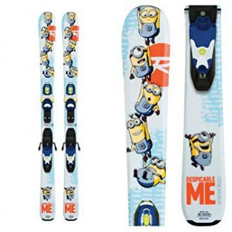 Narty Rossignol Minions Kid-X 4 116 cm