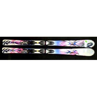 Narty używane K2 Super Glide