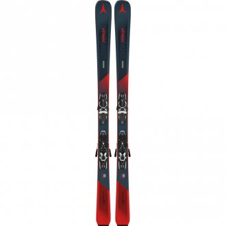 Narty nowe Atomic VANTAGE X 77 CT EZY2 RED 171 cm