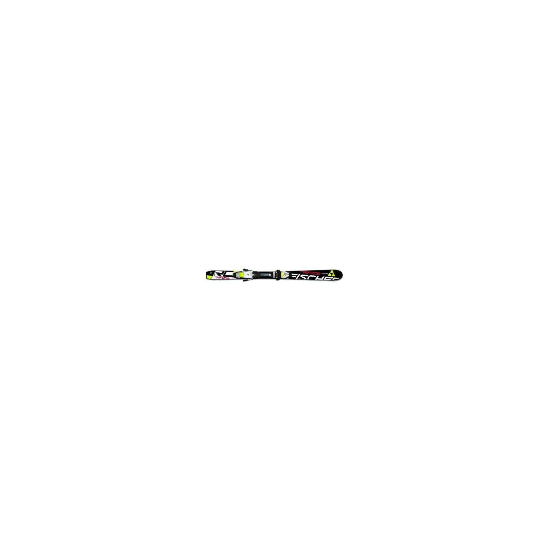 Narty nowe Fischer RC4 Race JR 100 + FJ4