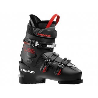 Buty Head Cube 3 70 Black/Anth-Red 26,5 cm