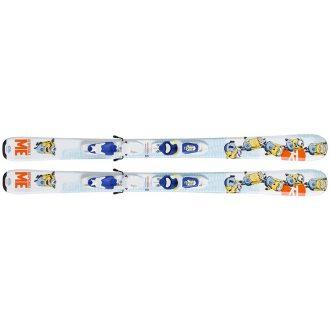 Rossignol narty juniorskie Minions/Kid-X 4