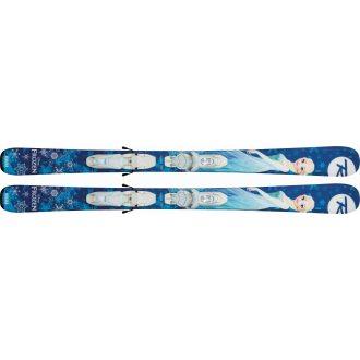 Rossignol narty juniorskie Frozen/Kid-X 4