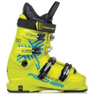 Fischer buty juniorskie Ranger 60 Jr TS Yellow