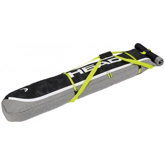 Head pokrowiec na narty Double Ski Bag Bk/Ny