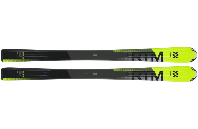 Volkl narty juniorskie RTM Jr. Flat/M 4.5 EPS
