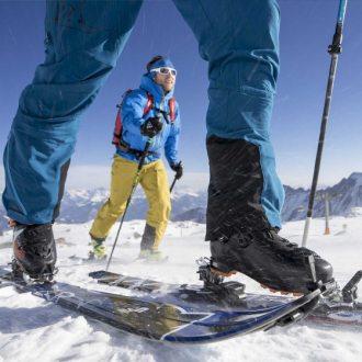 Buty narciarskie skitourowe