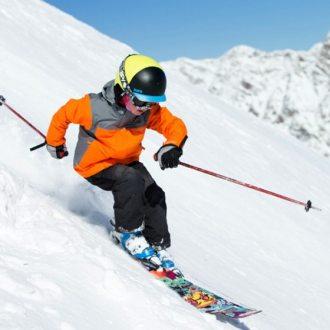 Kijki narciarskie dla dzieci