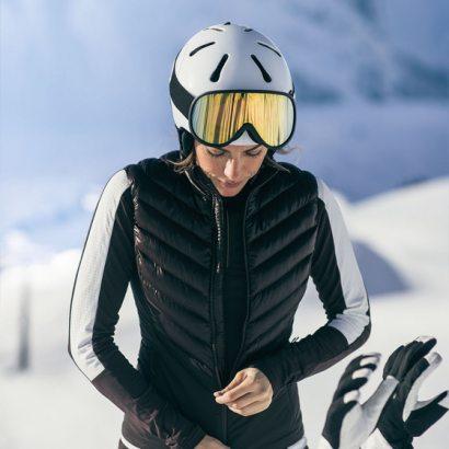 Odzież narciarska damska