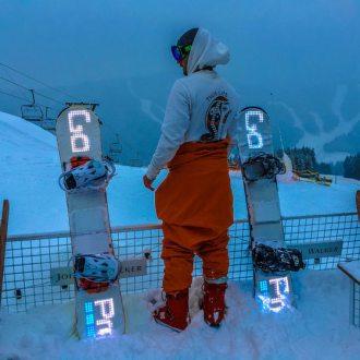 Akcesoria snowboardowe