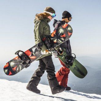 Deski snowboardowe męskie