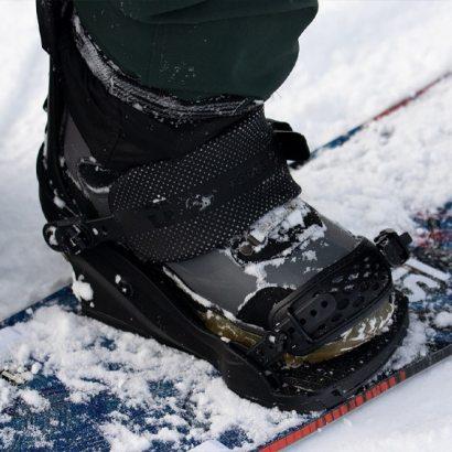 Buty snowboardowe dziecięce