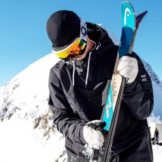 Odzież narciarska męska