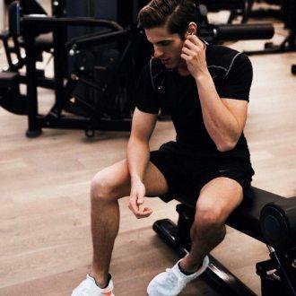 Odzież treningowa męska
