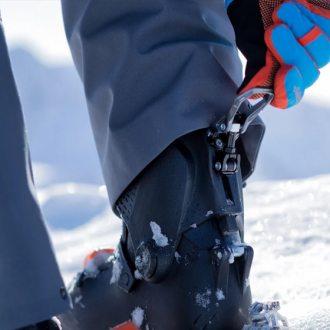 Buty narciarskie uniwersalne