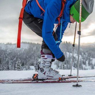 Buty narciarskie Freestyle