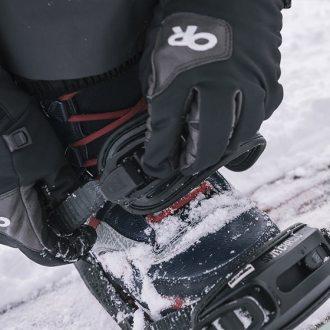 Buty snowboardowe męskie