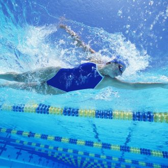 Pływanie damskie