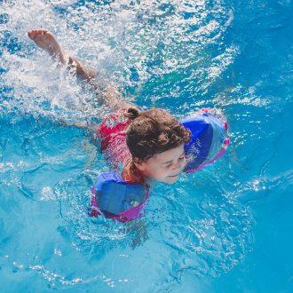 Stroje pływackie dla dzieci