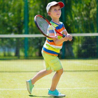Buty do tenisa juniorskie