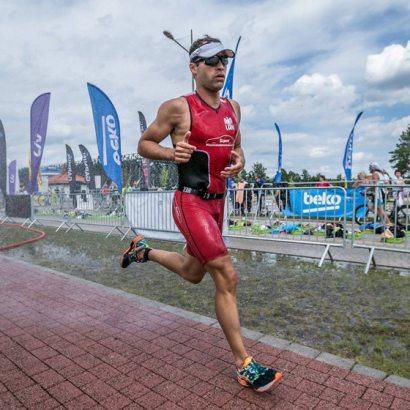 Stroje triathlonowe męskie