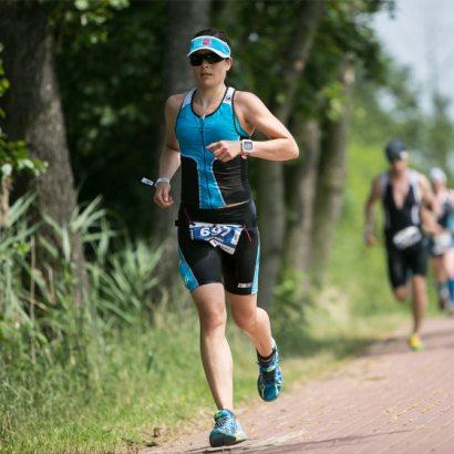 Stroje triathlonowe damskie
